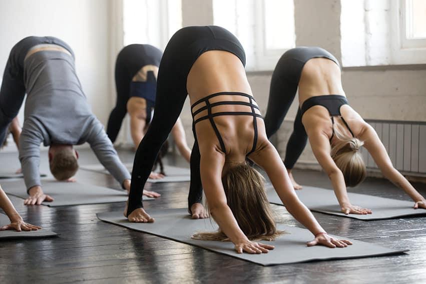 Yoga er en tidløs trend