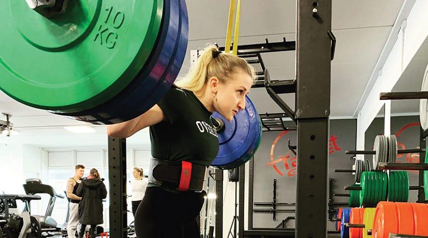TarGet Gym – Back to basics & no bullshit