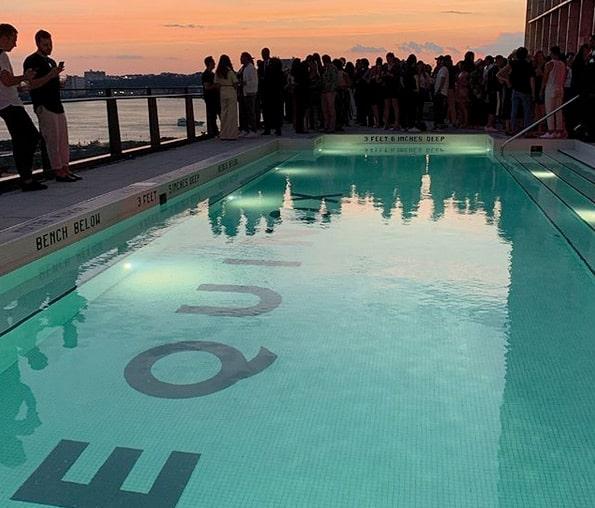 Equinox åbner verdens mest fitte hotel