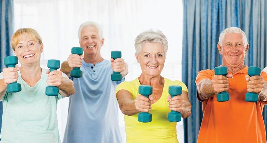 """24 Hour Fitness vil tiltrække """"grå dollars"""" med aktivt aldringsprogram"""