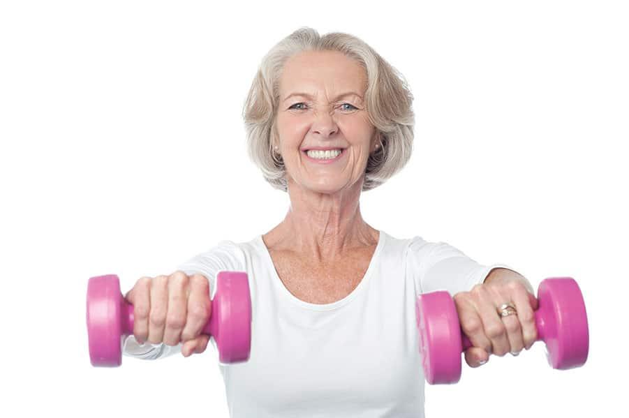 Motion forbedrer hukommelsen hos ældre