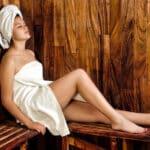 Sauna kan være lige så fysisk udmattende som træning