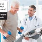 Træning kan reducere bivirkninger af hormonterapi
